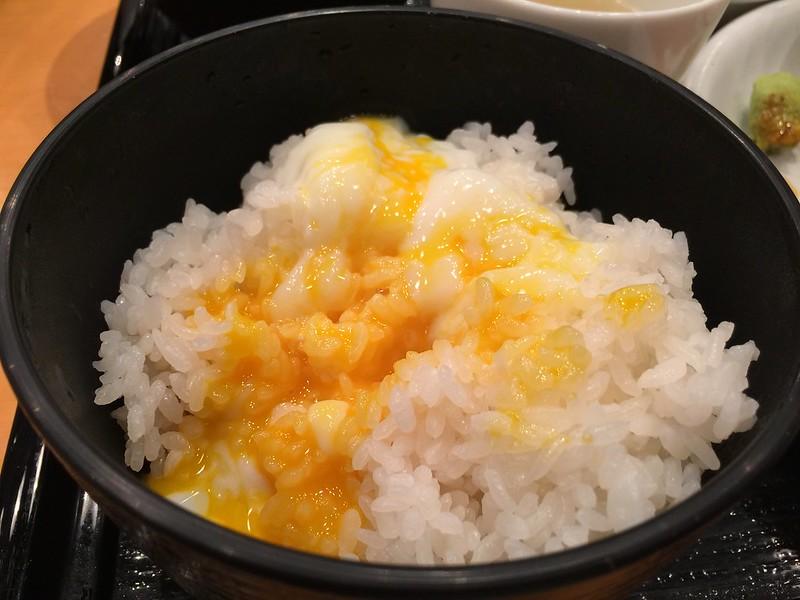 iPhone 6 Plusで撮影 東京丸鶏のつくねハンバーグ定食