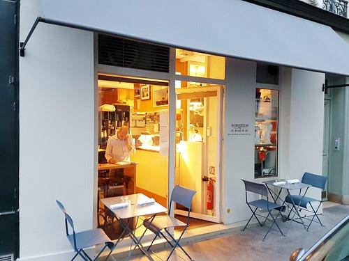 Restaurant Les Deserteurs Paris