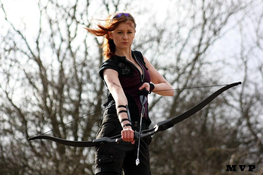 Female Hawkeye | Lisa Marie Cosplay: www.facebook.com ...