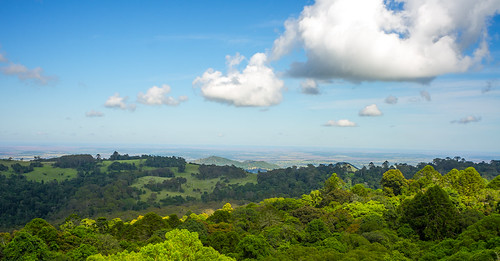 Bunya Mts. view | by James Niland