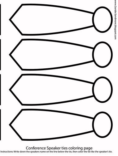 necktie coloring pages - Ideal.vistalist.co