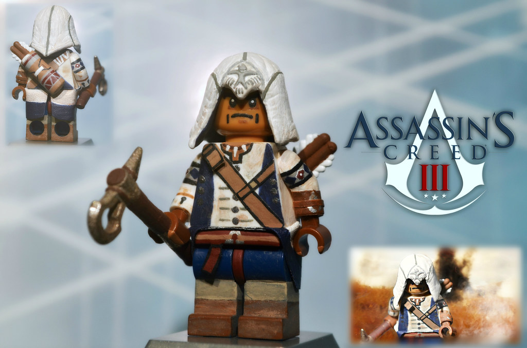 Lego assassins creed