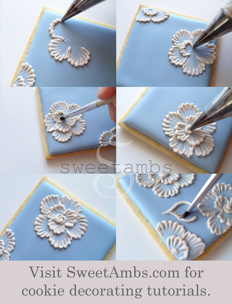 Sweetambs brush embroidery tutorial