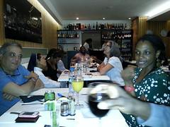 Primeiro Jantar Beneficente CACAJ Luanda - 17 04 2013