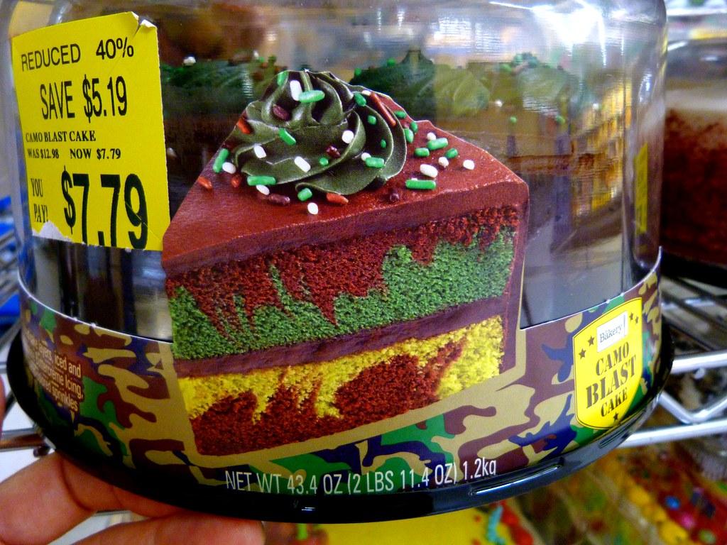 Island Cake Ideas