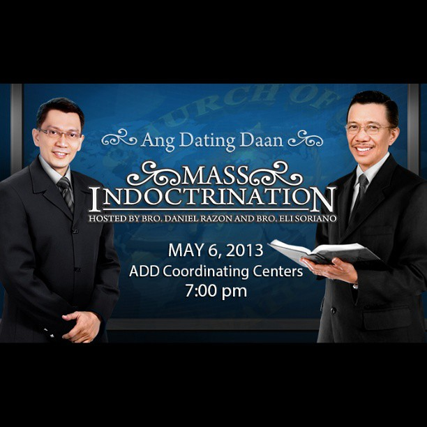 Brother jocel ang dating daan