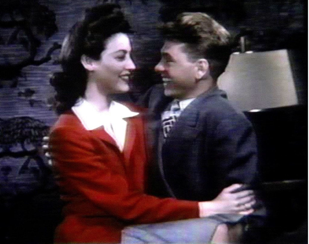 Ava Gardner in Love with Mickey Rooney   (were married in ...