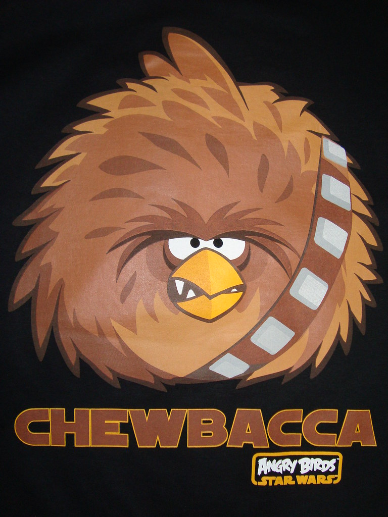 Chewbacca (Angry Birds Star Wars) | Flickr - Photo Sharing!