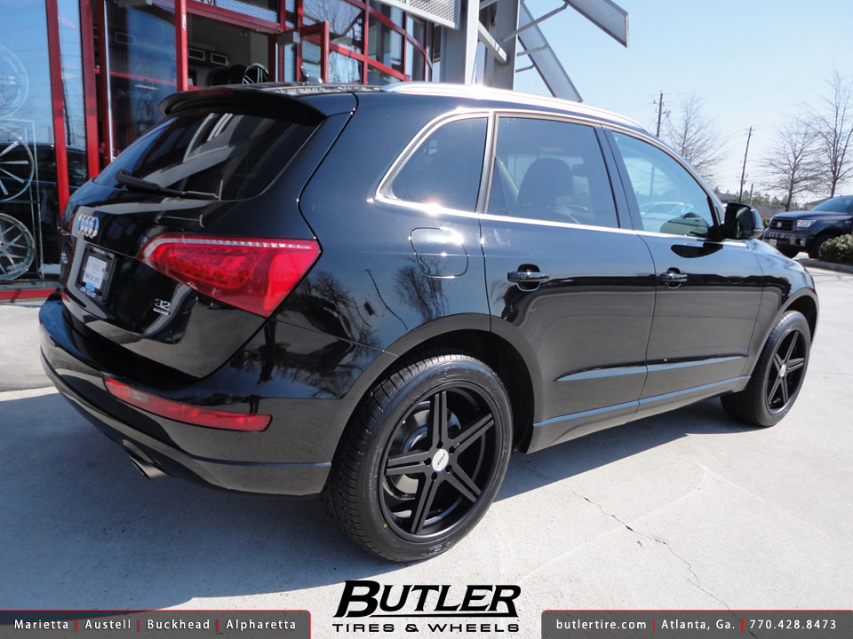 Audi Q5 With 20in Tsw Mirabeau Wheels Additional Picture