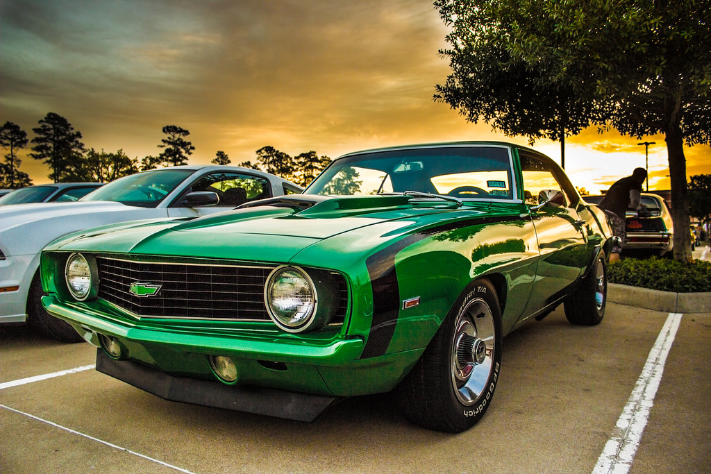 The history of the Chevrolet Camaro in pictures  msncom