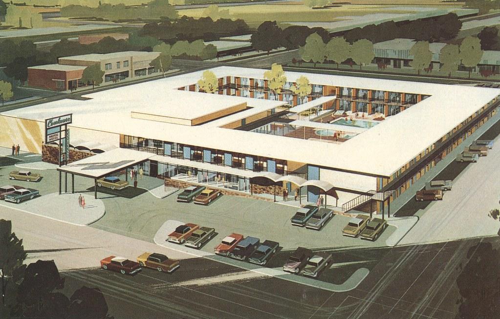 Cowhouse Motel - Killeen, Texas