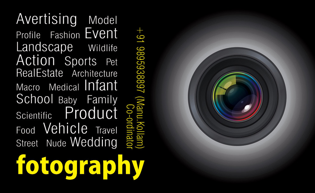 MY Photography Visiting Card | MY Photography Visiting Card | Flickr