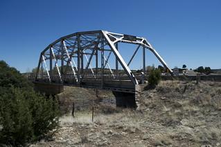 Walnut Canyon Bridge