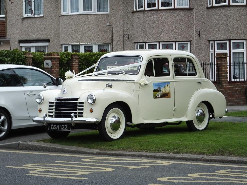 Vauxhall Velox Lip 1948 Vauxhall Velox Lip 2226cc