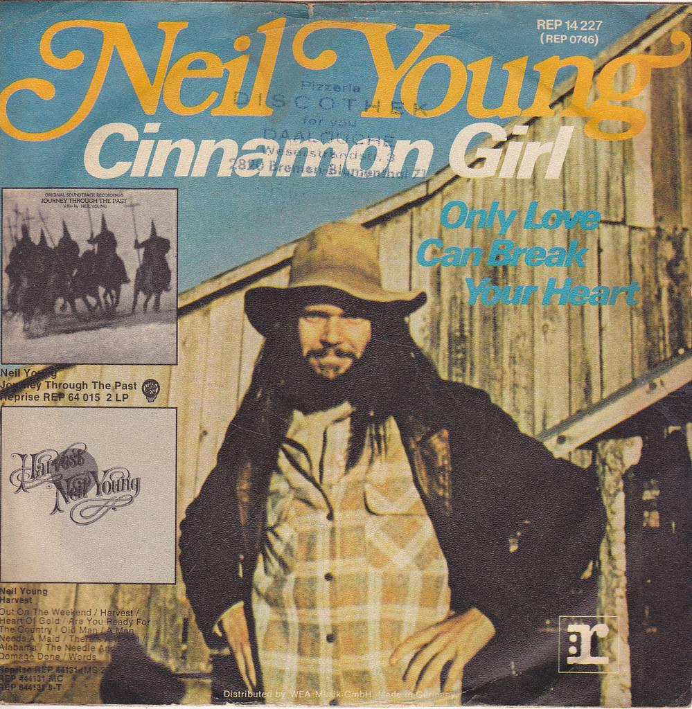 Neil Young - Cinnamon Girl | Rock, Pop 60's - 80's | Flickr