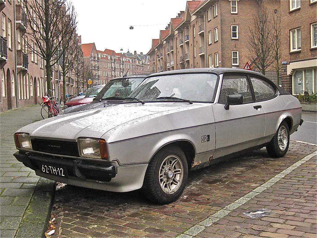 62 th 12 ford capri ii 2 0s v6 1977 the capri mk2 was off flickr. Black Bedroom Furniture Sets. Home Design Ideas