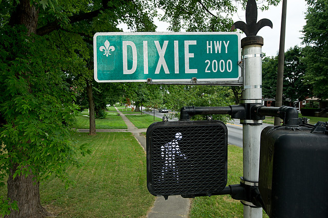 The New Dixie Highway