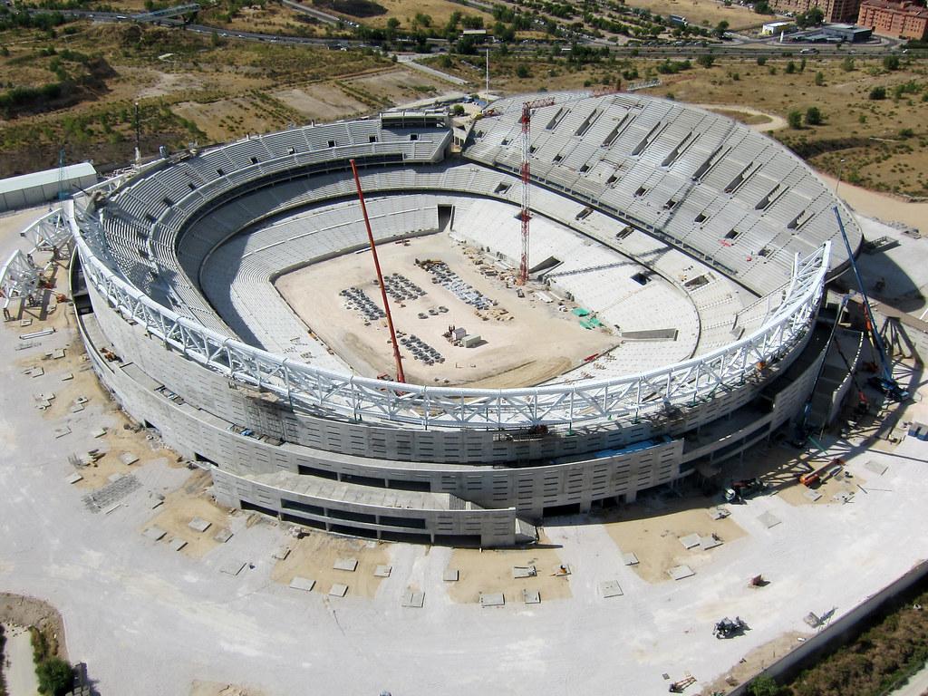 Симеоне: хочу сыграть на новом стадионе Атлетико