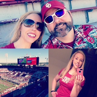 OU-ULM home opener, 10 Sep 16 | by brittny_lynne