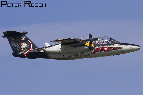 GD-14  /  Austrian Air Force  /  SAAB 105 | by Peter Reoch