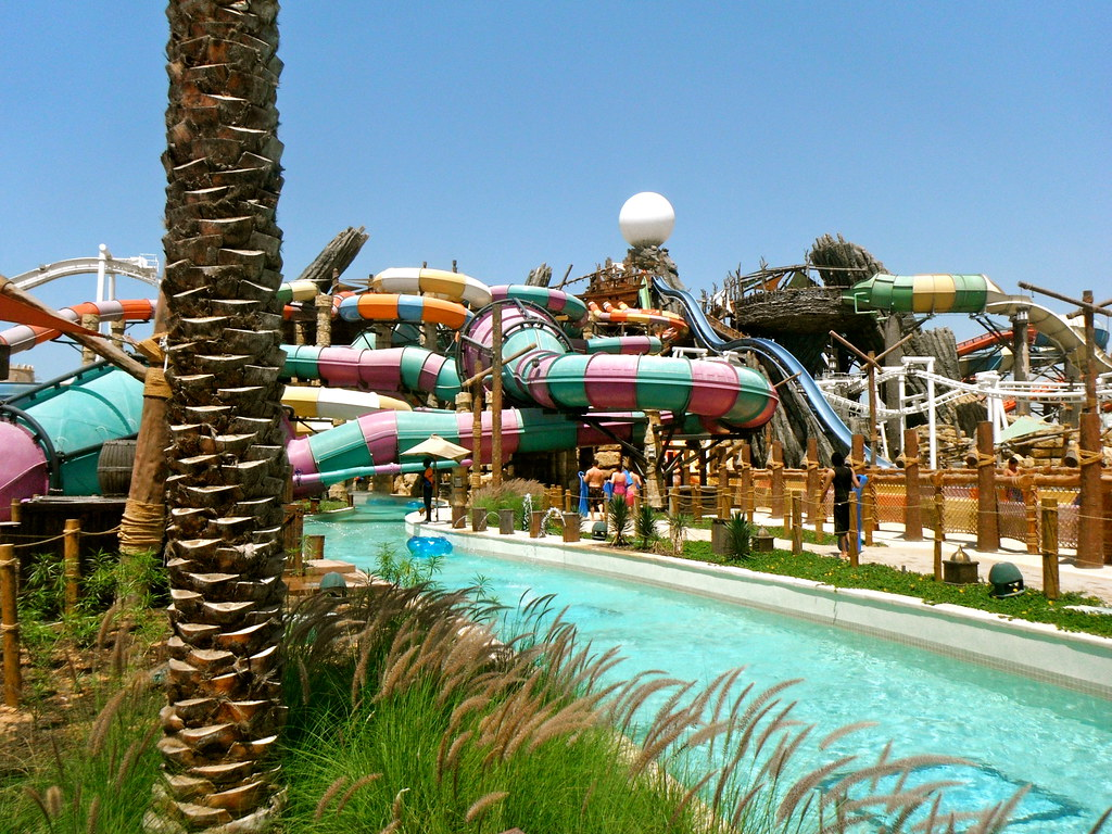 Yas Waterworld - Abu Dhabi | Sackerman519 | Flickr Yas Waterworld Dawama