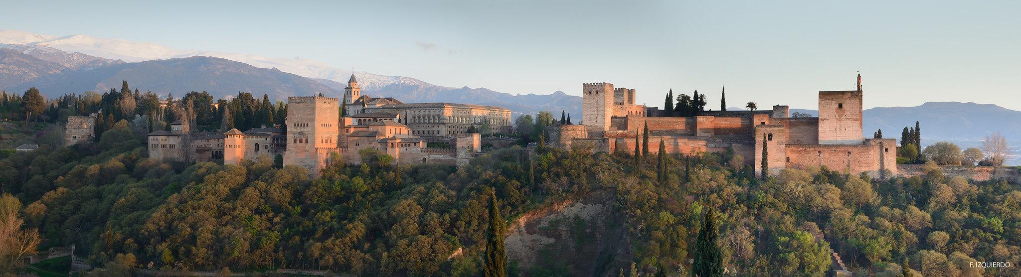#Flickr12Days La Alhambra