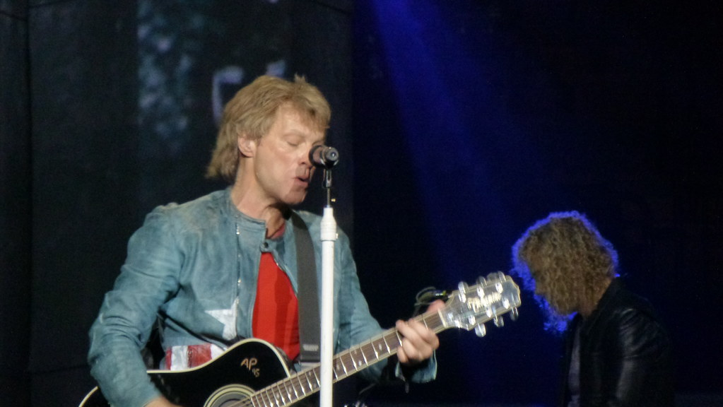Jon Bon Jovi What About Now   Jon Bon Jovi during What About…   Flickr