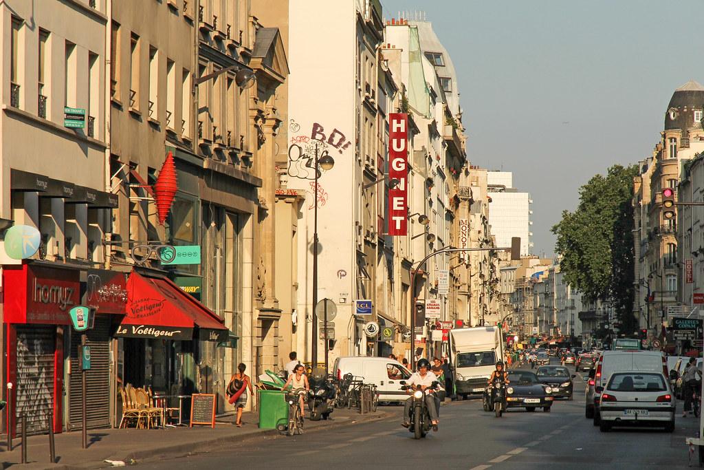 rue du faubourg saint antoine paris france rue du faub flickr. Black Bedroom Furniture Sets. Home Design Ideas