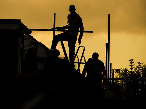 The Sillhouette Workmen 1