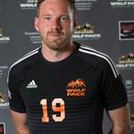 Ryan Glanville, WolfPack Men's Soccer
