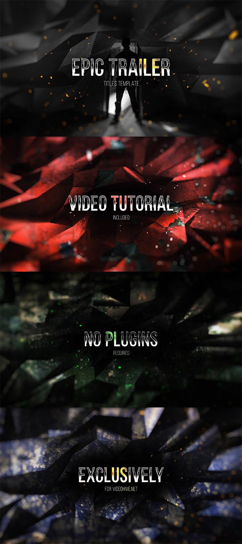 Epic Trailer Titles 2