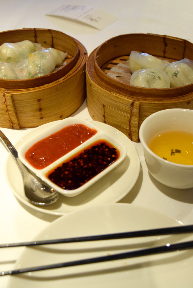 Dim Sum at Royal China, Baker Street | www.rachelphipps.com @rachelphipps