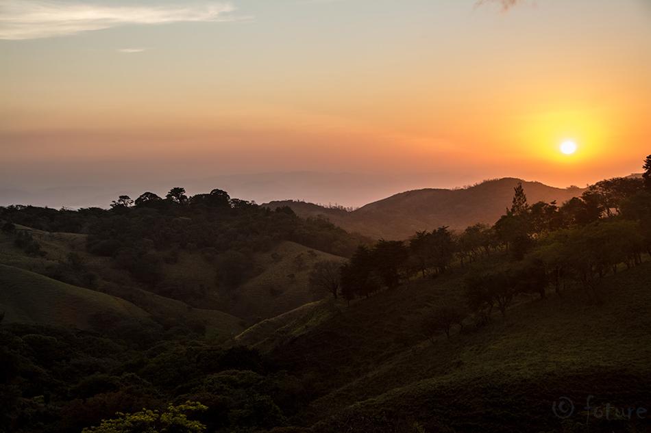Monteverde, sunset, Costa Rica, colorful, Kaido Rummel