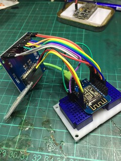 Connecting an ST7735 LCD to a WeMos D1 Mini | by Christopher Biggs