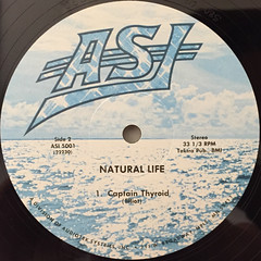 NATURAL LIFE:NATURAL LIFE(LABEL SIDE-B)