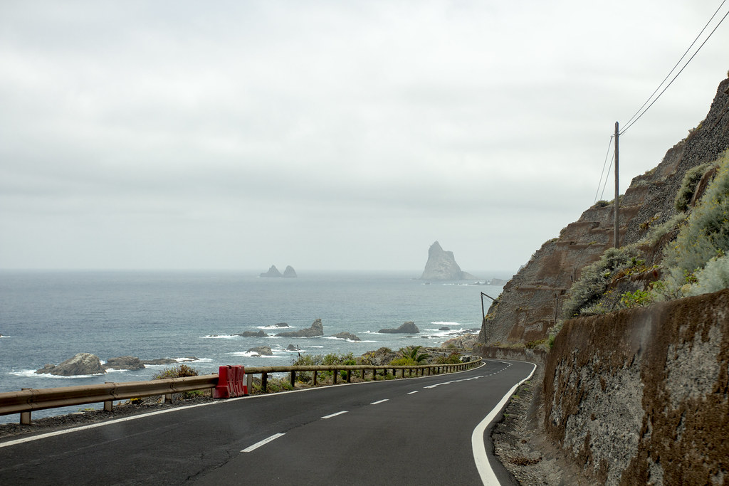 El Draguillo road - Tenerife