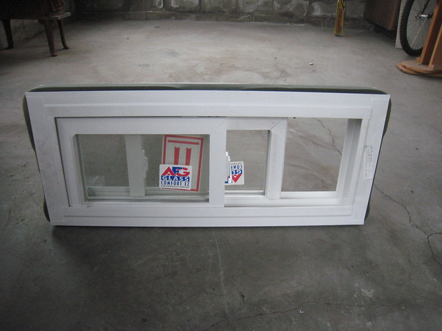 Basement replacement window flickr photo sharing for Basement window replacement