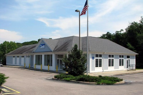 Pawcatuck, CT post office | by PMCC Post Office Photos