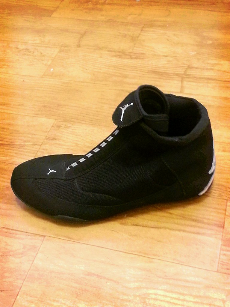 jordan wrestling shoes