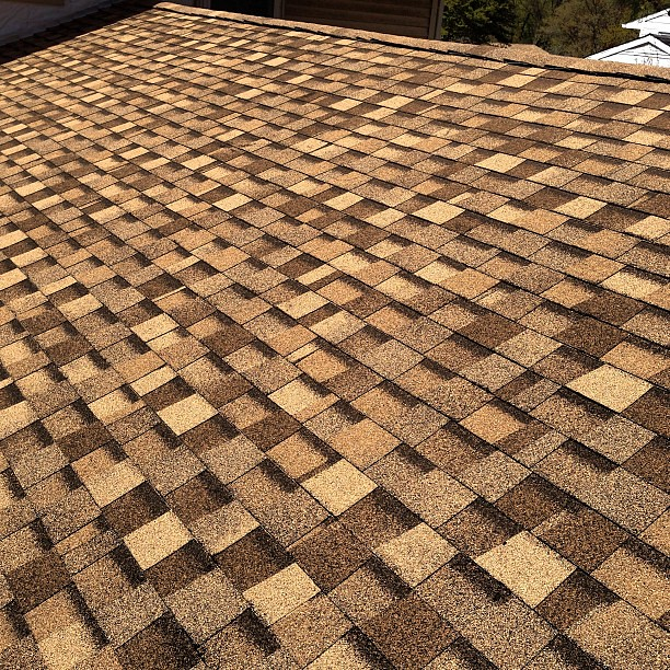 Jrwalkerroofing Roofers New Tamko Rustic Cedar Shingle Roof We Installed Today