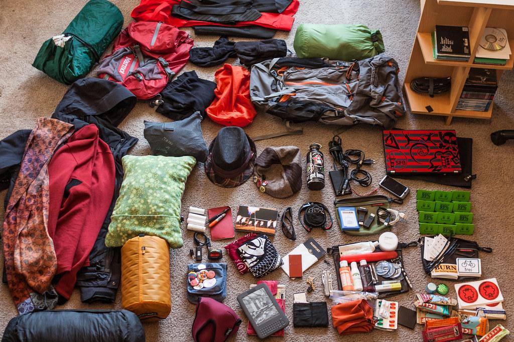 Hacker Packing
