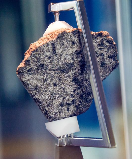 Moonrock photo