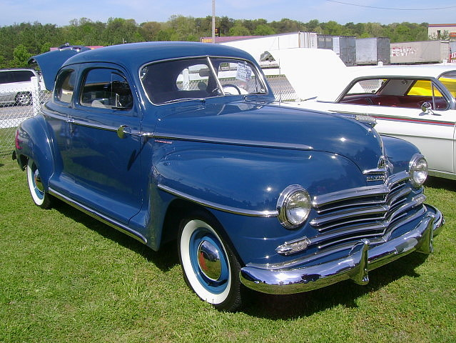 1948 plymouth special deluxe street survivors of md car. Black Bedroom Furniture Sets. Home Design Ideas