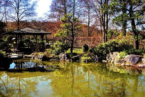 M nchen westpark japan garten der japangarten wurde for Gartenausstellung munchen