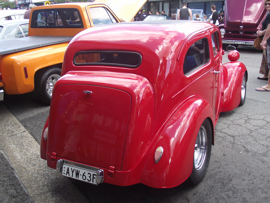 1950 Ford Anglia Hot Rod Ford Anglia Hot Rod That Was At