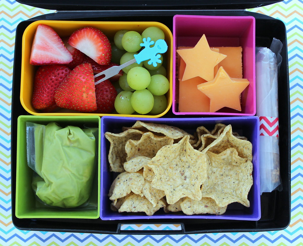 laptop lunches bento box lunch multigrain tortilla chips flickr. Black Bedroom Furniture Sets. Home Design Ideas