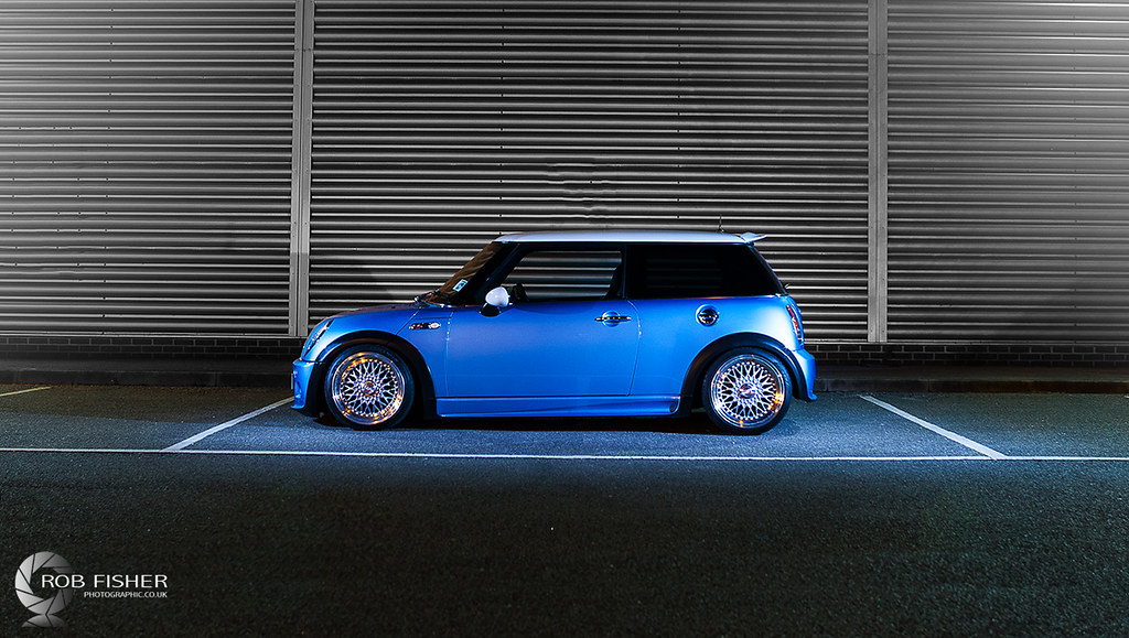 Adam's Mini Cooper S | Flickr - Photo Sharing!: https://www.flickr.com/photos/robfisherphotographer/8628584033