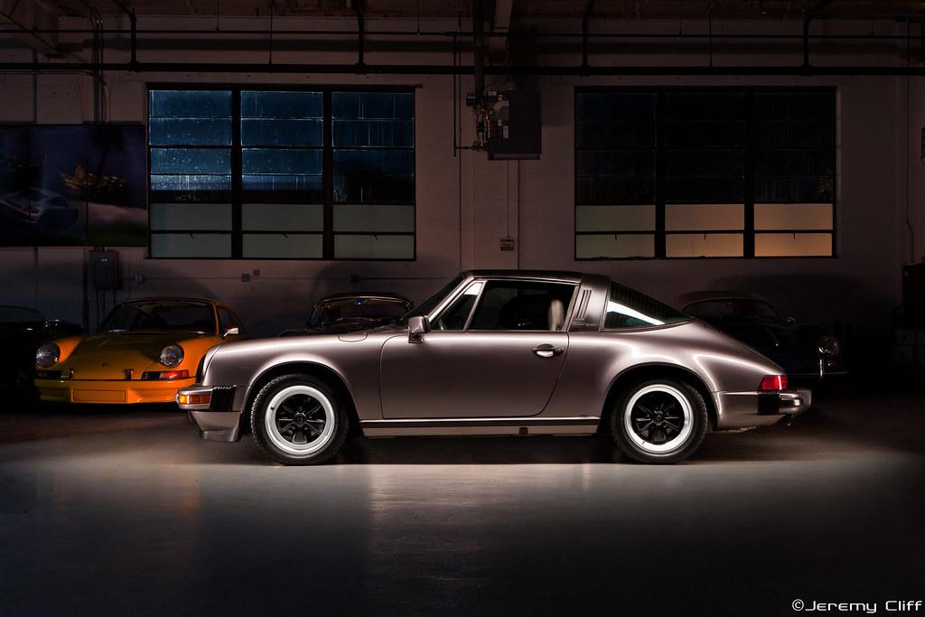 1985 Porsche 911 Targa Total 911 Magazine One Of Th