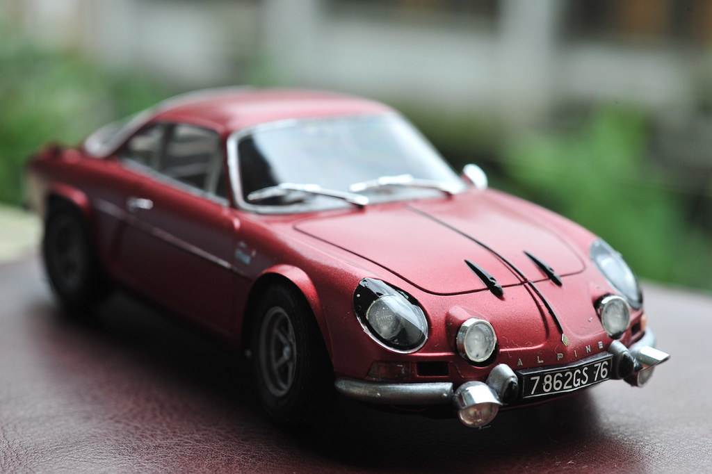 tamiya 1 24 renault alpine a110 wayne lee flickr. Black Bedroom Furniture Sets. Home Design Ideas