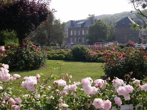 Veules les roses porte bien son nom chambres d 39 h tes et g tes vue mer 76 normandie - Chambres d hotes a veules les roses ...
